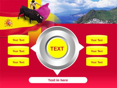Spain PowerPoint Template Slide 12