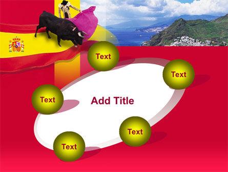 Spain PowerPoint Template Slide 14