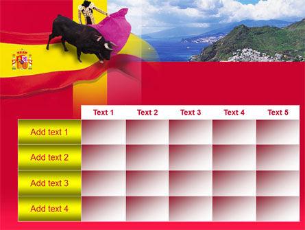 Spain PowerPoint Template Slide 15