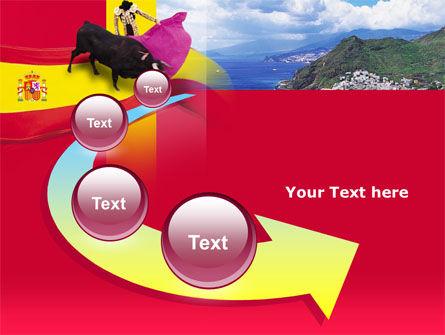 Spain PowerPoint Template Slide 6