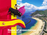 Spain PowerPoint Template#1