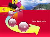 Spain PowerPoint Template#6