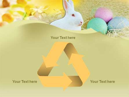 Easter Bunny PowerPoint Template Slide 10