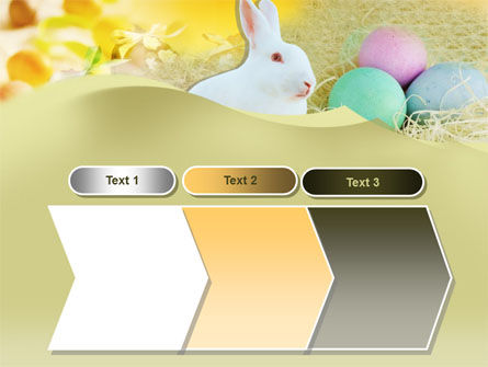 Easter Bunny PowerPoint Template Slide 16