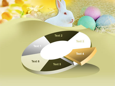 Easter Bunny PowerPoint Template Slide 19