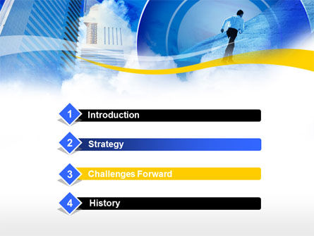 Business Career PowerPoint Template Slide 3