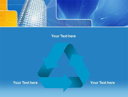 Sparkling Skyscraper PowerPoint Template Slide 10