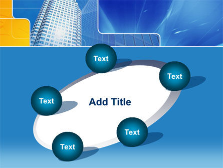 Sparkling Skyscraper PowerPoint Template Slide 14