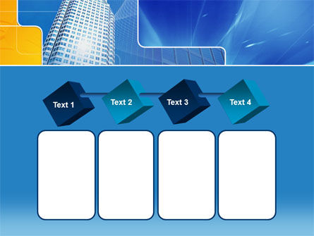 Sparkling Skyscraper PowerPoint Template Slide 18