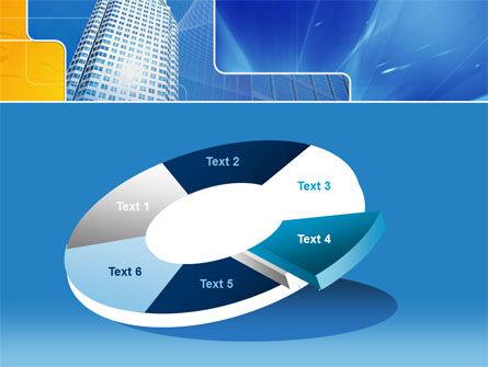 Sparkling Skyscraper PowerPoint Template Slide 19
