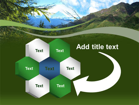 Mountain Valley PowerPoint Template Slide 11