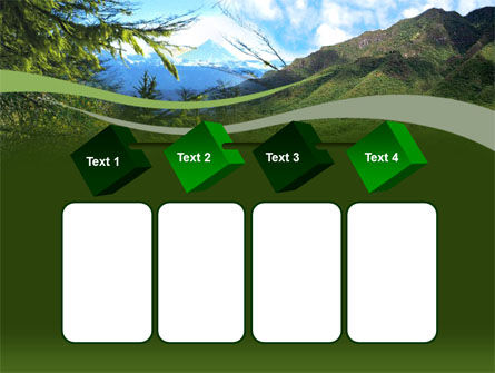 Mountain Valley PowerPoint Template Slide 18