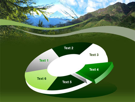 Mountain Valley PowerPoint Template Slide 19