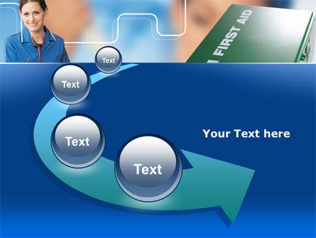 Nurse Leader PowerPoint Template Slide 6