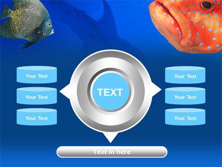Fish In Aquarium PowerPoint Template Slide 12