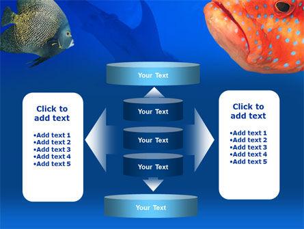 Fish In Aquarium PowerPoint Template Slide 13