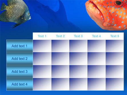 Fish In Aquarium PowerPoint Template Slide 15