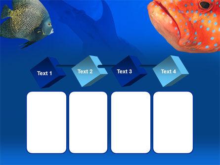 Fish In Aquarium PowerPoint Template Slide 18