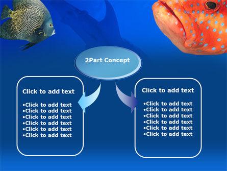 Fish In Aquarium PowerPoint Template Slide 4
