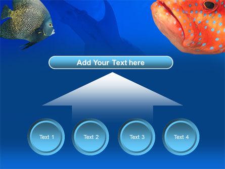 Fish In Aquarium PowerPoint Template Slide 8