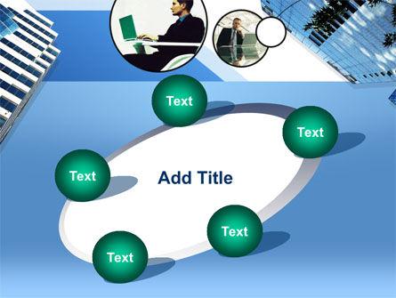 Office Skyscraper PowerPoint Template Slide 14