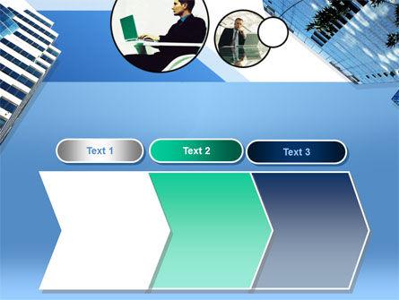 Office Skyscraper PowerPoint Template Slide 16