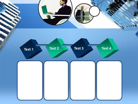 Office Skyscraper PowerPoint Template Slide 18