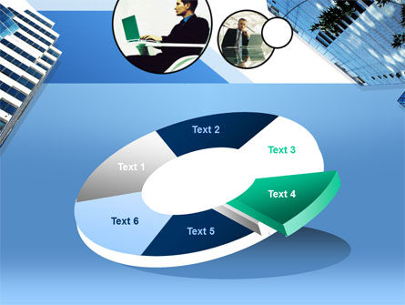 Office Skyscraper PowerPoint Template Slide 19
