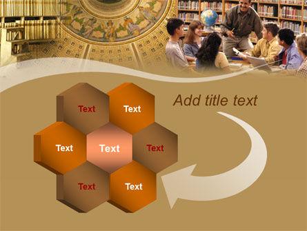 Seminar PowerPoint Template Slide 11