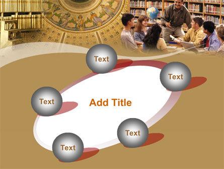 Seminar PowerPoint Template Slide 14