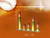 Baseball Ball PowerPoint Template#17