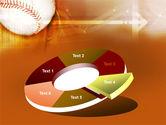 Baseball Ball PowerPoint Template#19
