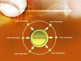 Baseball Ball PowerPoint Template#7