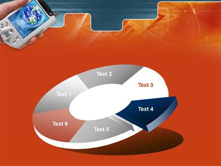 Portable Communicator PowerPoint Template Slide 19