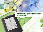 Medical: Medical Records PowerPoint Template #00286
