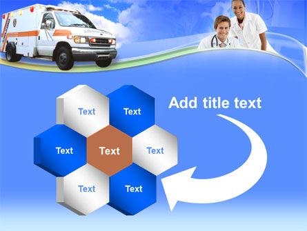 Emergency Aid PowerPoint Template Slide 11