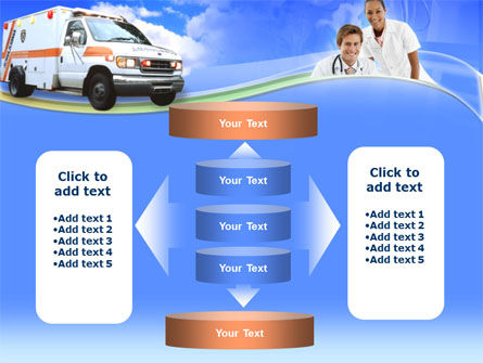 Emergency Aid PowerPoint Template Slide 13