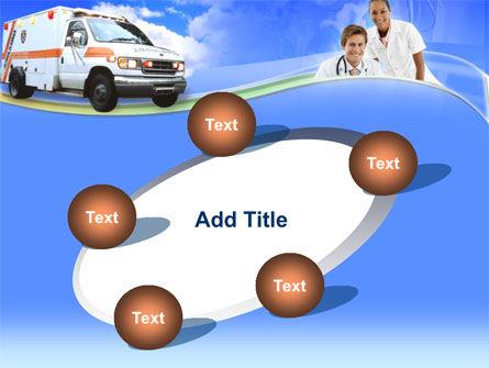 Emergency Aid PowerPoint Template Slide 14
