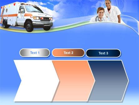 Emergency Aid PowerPoint Template Slide 16