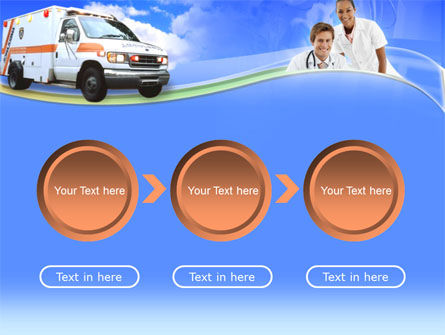 Emergency Aid PowerPoint Template Slide 5