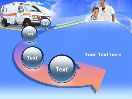Emergency Aid PowerPoint Template Slide 6