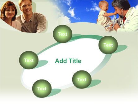 Pediatrics PowerPoint Template Slide 14