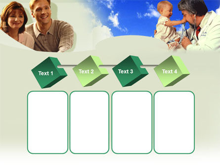 Pediatrics PowerPoint Template Slide 18
