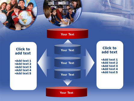 Primary Education PowerPoint Template Slide 13