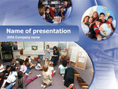 Education & Training: Primary Education PowerPoint Template #00290