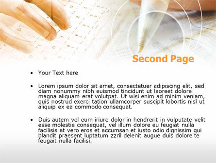 Account Management PowerPoint Template, Slide 2, 00291, Technology and Science — PoweredTemplate.com