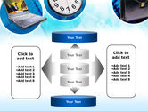 Time Management PowerPoint Template#13