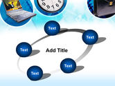 Time Management PowerPoint Template#14