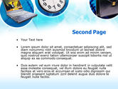 Time Management PowerPoint Template#2