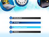 Time Management PowerPoint Template#3